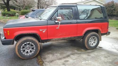 1985 Ford Bronco II Manual For Sale in Lynchburg, VA