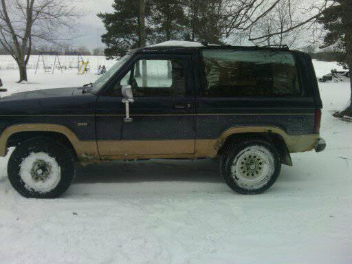 1987 Ford Bronco II V6 Auto For Sale in Central Michigan, MI