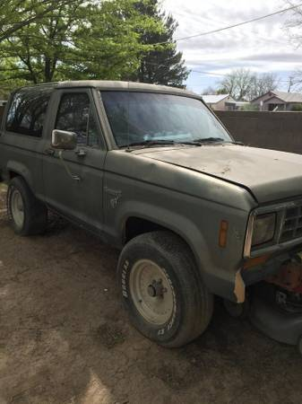 1987 Ford Bronco II Automatic For Sale in Roswell, NM