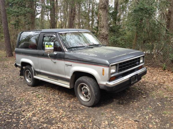 1988 Ford Bronco II V6 Auto For Sale in Myrtle Beach, SC