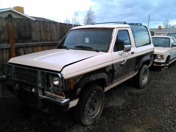 1987 Ford Bronco II 2.9L V6 Auto For Sale in Delta, CO
