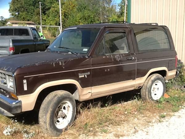 1987 Ford Bronco II 2.9L V6 Auto For Sale in Warrensburg, MO
