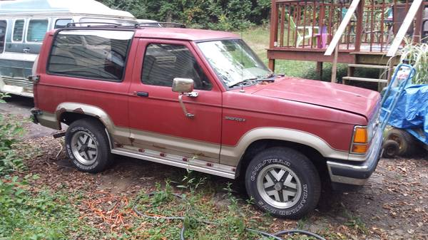1990 Ford Bronco II V6 5 Speed Manual For Sale in ...