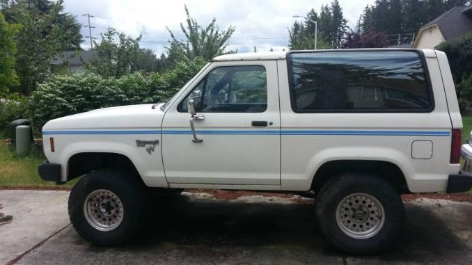 Craigslist Portland Oregon Cars Trucks Owner >> 1985 Ford Bronco II XLT 4X4 For Sale in Vancouver, Washington