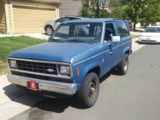 1985 parker co
