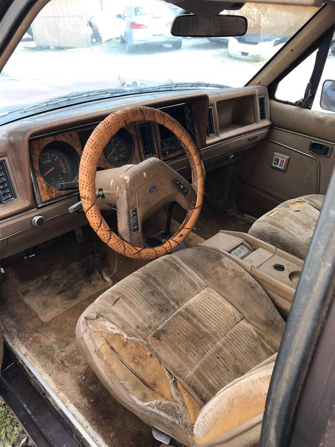 1987 Ford Bronco II XLT For Sale in Ringgold, TN