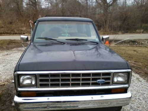 1986 Ford Bronco II Manual For Sale in Henderson, KY
