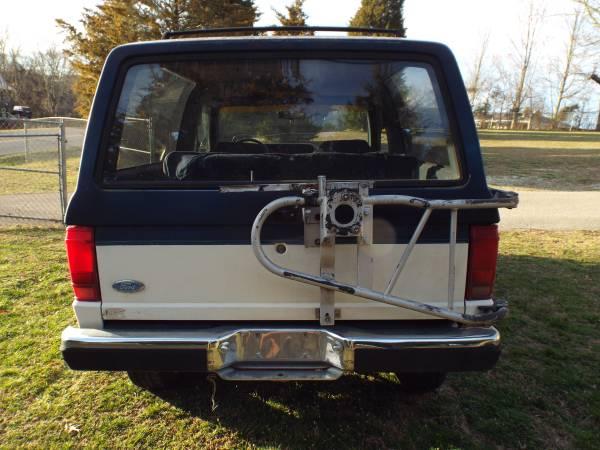 Craigslist Knox Tn >> 1988 Ford Bronco II V6 Manual For Sale in New Market, TN