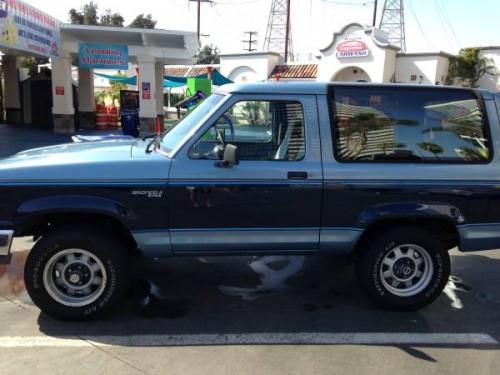 1990 Ford Bronco II 2.9L V6 Auto For Sale in Redondo Beach, CA