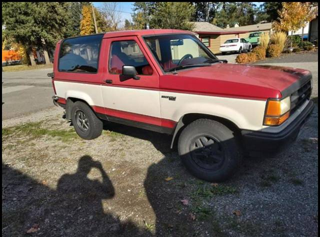 1990 Ford Bronco II 2.9L Automatic For Sale in Post Falls, ID