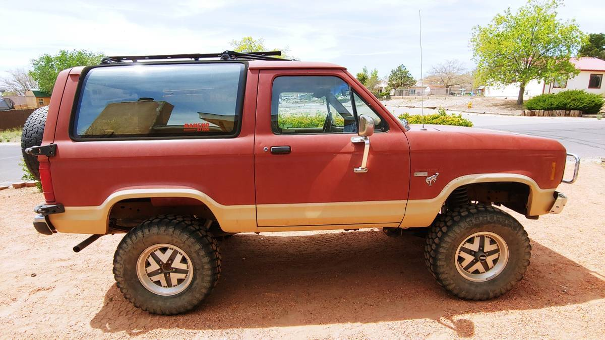 1986 Ford Bronco II Manual For Sale in Westside (Rio ...