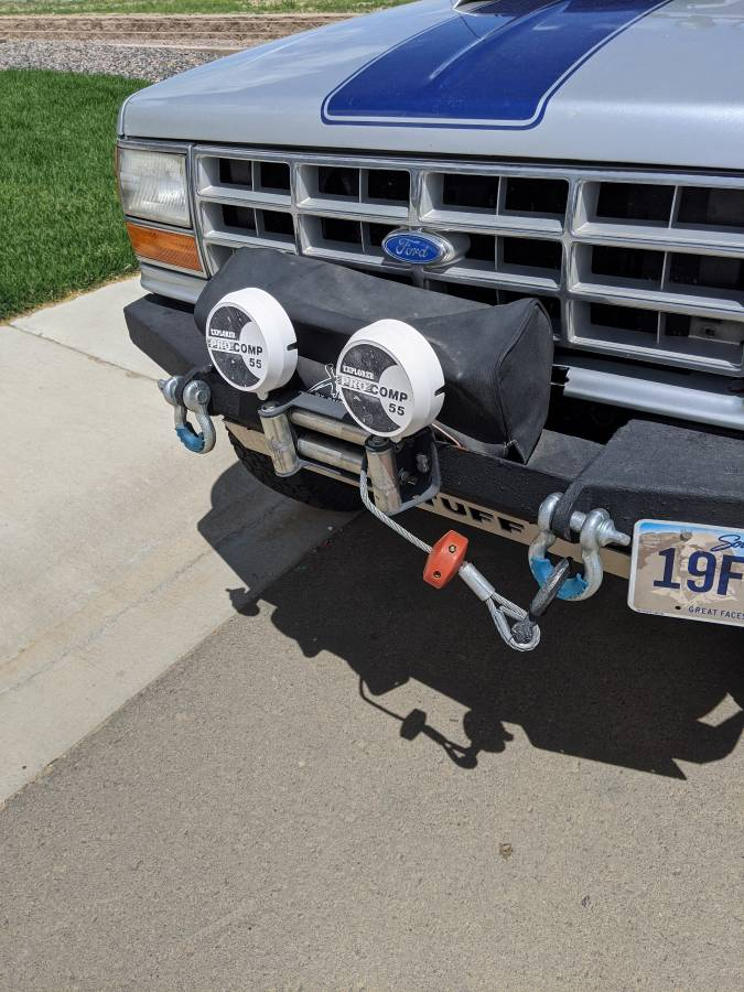 1989 Ford Bronco II V6 Manual For Sale in Wellington, CO